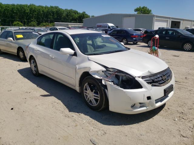 Salvage cars for sale from Copart Hampton, VA: 2011 Nissan Altima Base