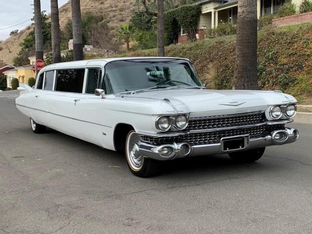 Cadillac Vehiculos salvage en venta: 1959 Cadillac Limousine