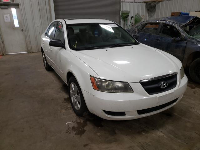 Salvage cars for sale from Copart Conway, AR: 2007 Hyundai Sonata GLS