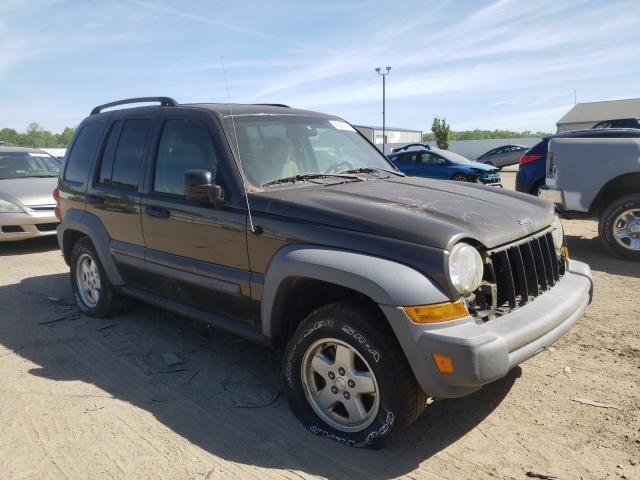 2005 Jeep Liberty SP en venta en Louisville, KY