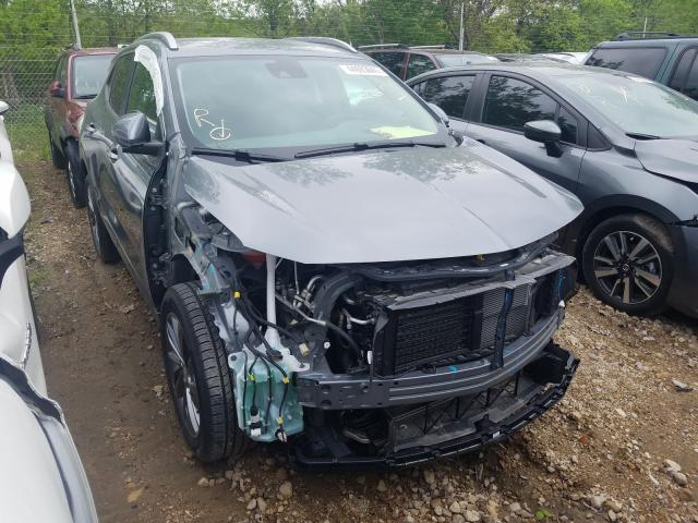 Salvage cars for sale from Copart Madison, WI: 2020 Buick Encore GX
