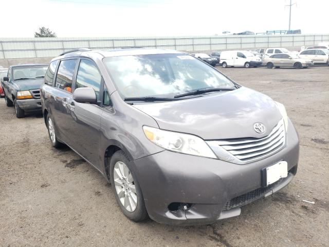 2011 Toyota Sienna XLE for sale in Albuquerque, NM