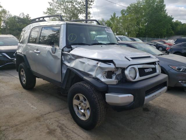 Salvage cars for sale from Copart Marlboro, NY: 2008 Toyota FJ Cruiser