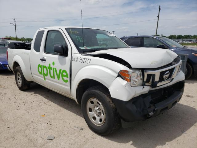 Salvage cars for sale from Copart Indianapolis, IN: 2016 Nissan Frontier S