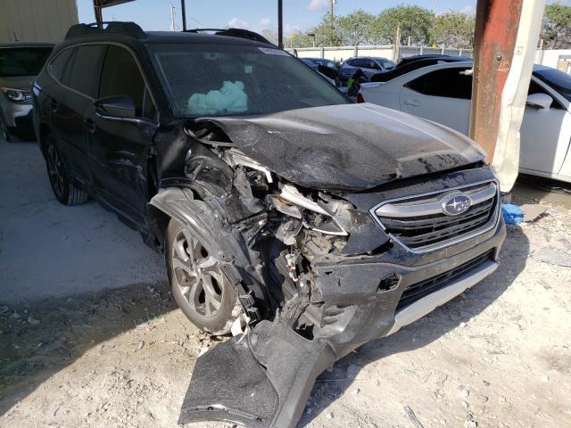 Subaru Vehiculos salvage en venta: 2020 Subaru Outback LI