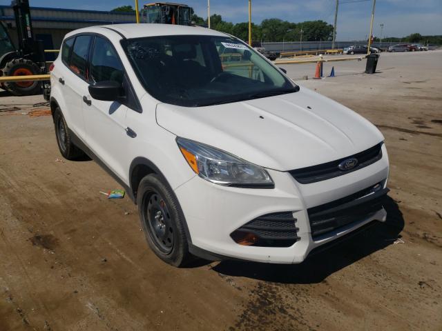Vehiculos salvage en venta de Copart Lebanon, TN: 2014 Ford Escape S