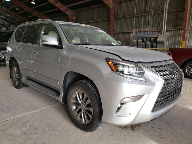 Salvage cars for sale from Copart Greenwell Springs, LA: 2016 Lexus GX 460 PRE