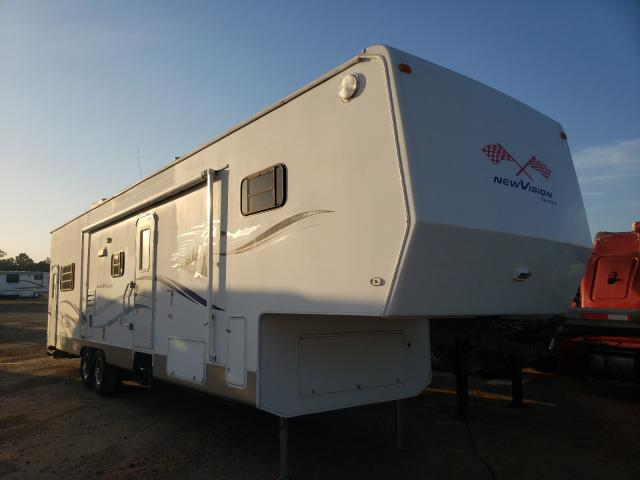 New Flyer salvage cars for sale: 2003 New Flyer Vision 41'