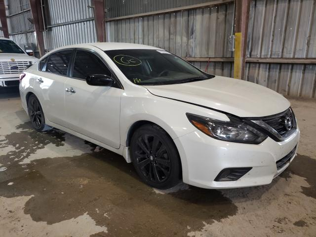 Salvage cars for sale from Copart Greenwell Springs, LA: 2017 Nissan Altima 2.5