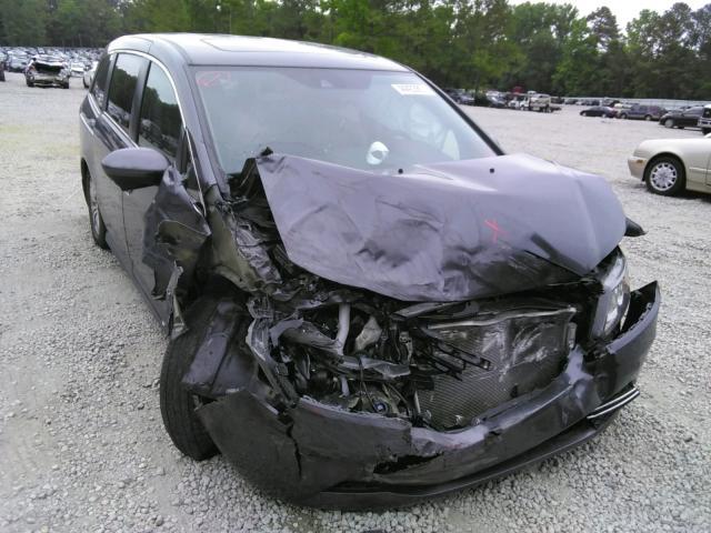 2017 Honda Odyssey EX en venta en Knightdale, NC
