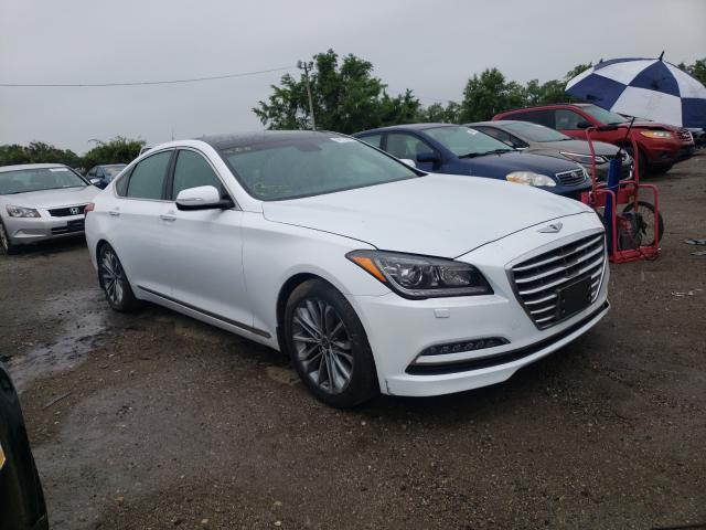 Купить 2016 Hyundai Genesis 3. 3.8L