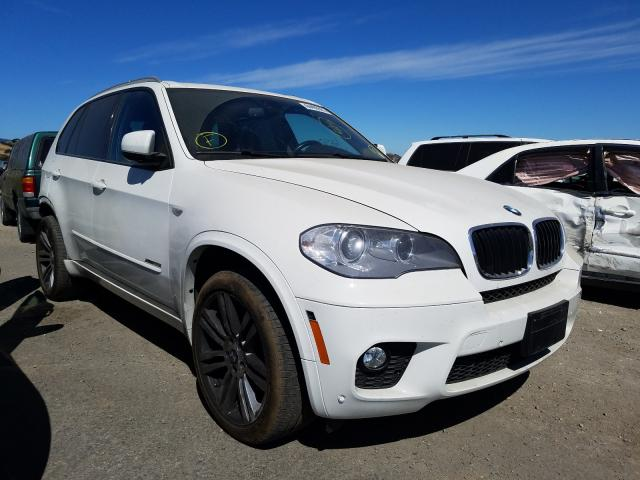 Salvage cars for sale from Copart San Martin, CA: 2013 BMW X5 XDRIVE3