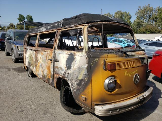 Salvage cars for sale from Copart Colton, CA: 1977 Volkswagen Campervan