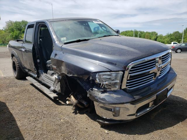 Salvage cars for sale from Copart East Granby, CT: 2018 Dodge RAM 1500 SLT