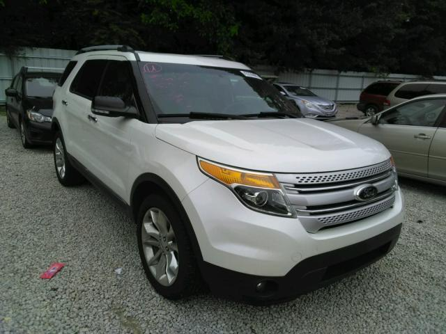 2015 Ford Explorer X en venta en Knightdale, NC