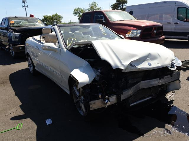 Salvage cars for sale from Copart Brookhaven, NY: 2007 Mercedes-Benz CLK 350