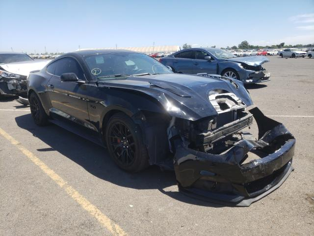Vehiculos salvage en venta de Copart Sacramento, CA: 2015 Ford Mustang GT