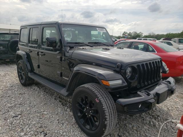 2020 Jeep Wrangler U for sale in Des Moines, IA