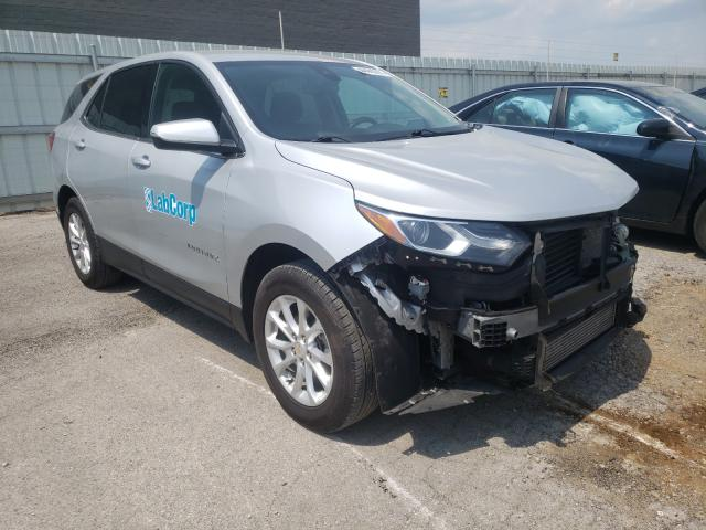 Salvage cars for sale from Copart Lexington, KY: 2019 Chevrolet Equinox LT