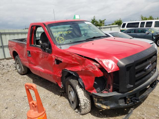Salvage cars for sale from Copart Kansas City, KS: 2009 Ford F250 Super