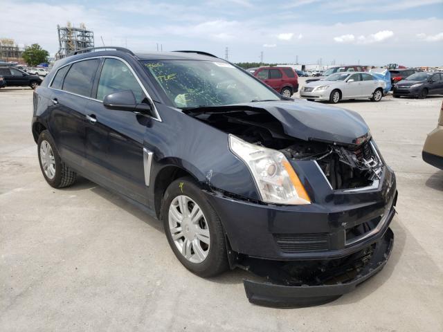 Cadillac SRX salvage cars for sale: 2016 Cadillac SRX