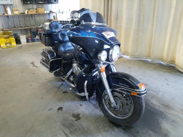 Harley-Davidson Flhtcui salvage cars for sale: 2000 Harley-Davidson Flhtcui