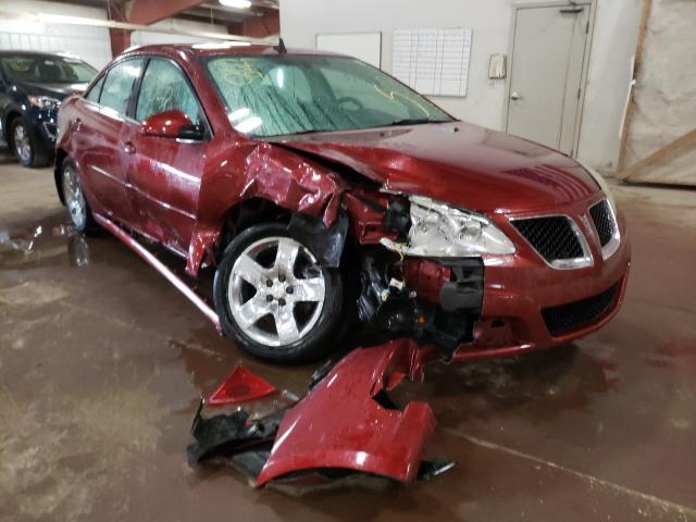 Pontiac Vehiculos salvage en venta: 2009 Pontiac G6