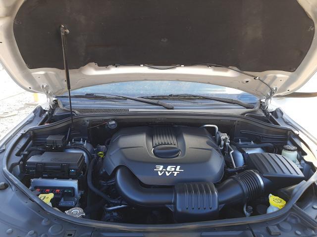 2012 DODGE DURANGO SX 1C4RDHAGXCC108974