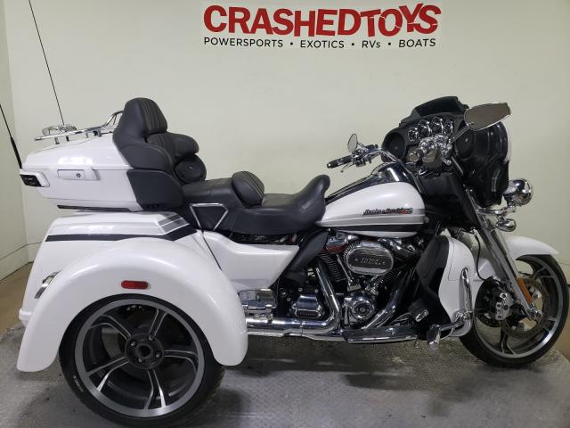 Salvage cars for sale from Copart Dallas, TX: 2020 Harley-Davidson Flhtcutgse