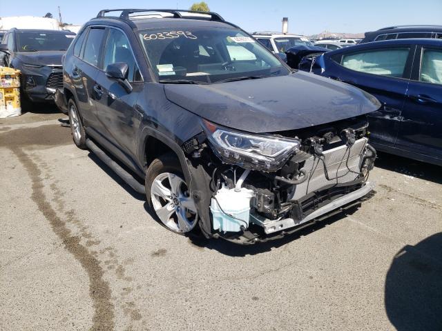 Carros híbridos a la venta en subasta: 2020 Toyota Rav4 XLE