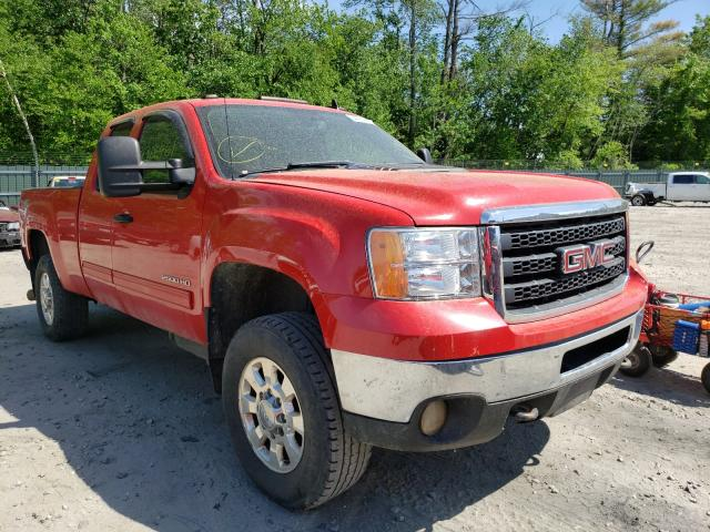Salvage trucks for sale at Candia, NH auction: 2011 GMC Sierra K25