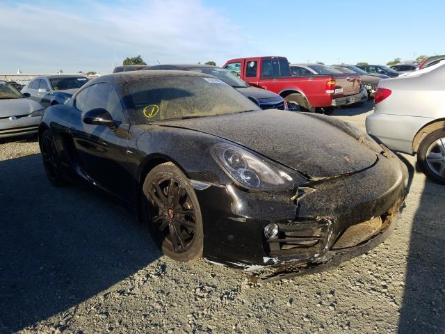 Porsche Cayman salvage cars for sale: 2014 Porsche Cayman