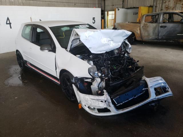 2008 Volkswagen GTI en venta en Candia, NH