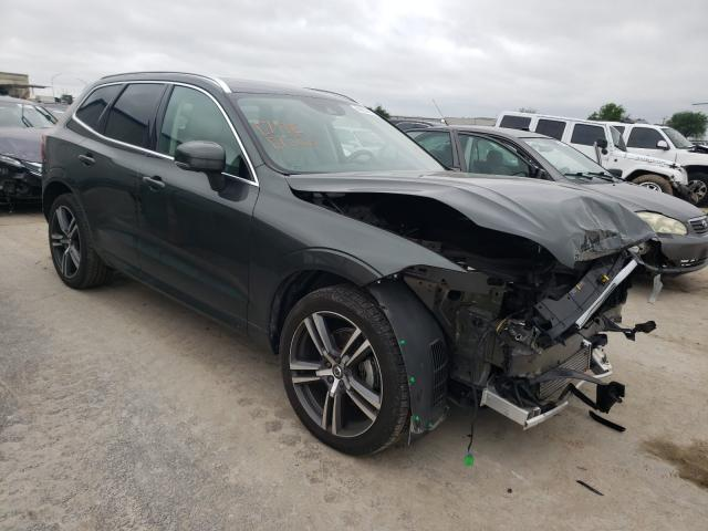Salvage cars for sale at Tulsa, OK auction: 2019 Volvo XC60 T5 MO