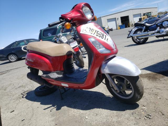 Salvage cars for sale from Copart Martinez, CA: 2010 Other Scooter
