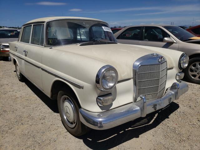 Mercedes-Benz Vehiculos salvage en venta: 1967 Mercedes-Benz 200D