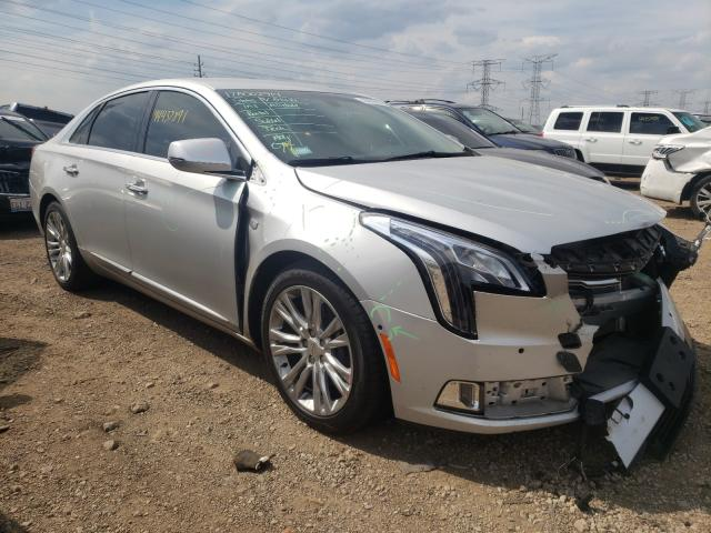 Salvage cars for sale from Copart Elgin, IL: 2019 Cadillac XTS Luxury