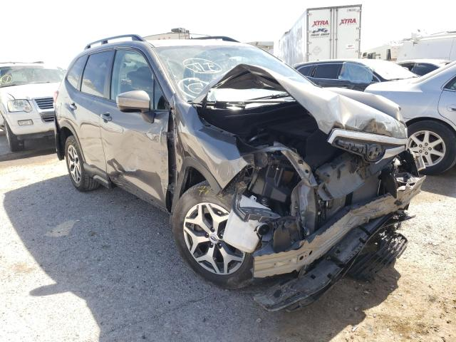 Salvage cars for sale from Copart Tucson, AZ: 2019 Subaru Forester P