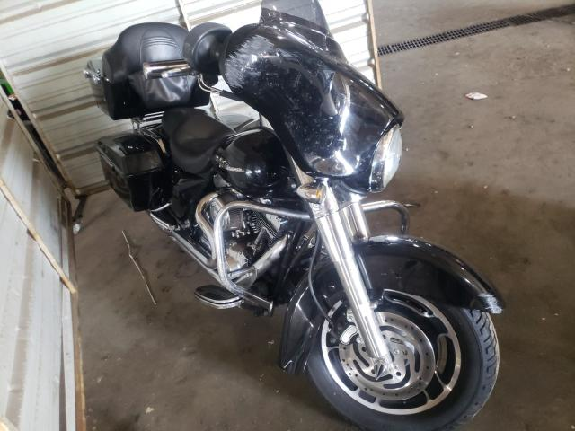 Salvage cars for sale from Copart Woodhaven, MI: 2006 Harley-Davidson Flhx
