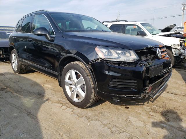 2012 VOLKSWAGEN TOUAREG V6 WVGFF9BP4CD001037
