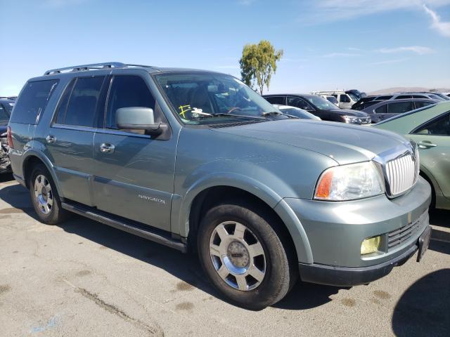 Lincoln Navigator salvage cars for sale: 2005 Lincoln Navigator
