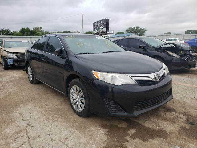 Salvage cars for sale from Copart Wichita, KS: 2014 Toyota Camry L