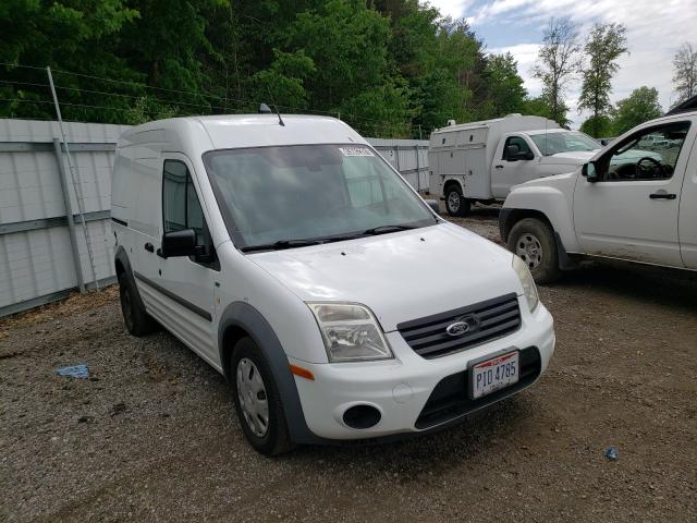 Salvage cars for sale from Copart Columbia Station, OH: 2013 Ford Transit CO