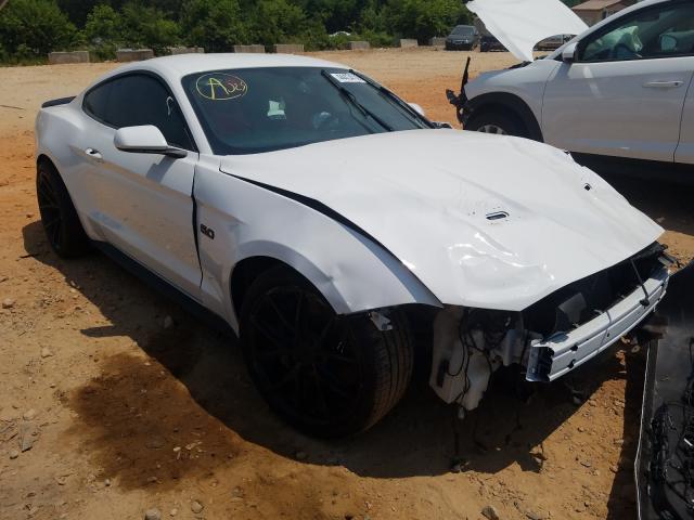 Vehiculos salvage en venta de Copart China Grove, NC: 2019 Ford Mustang GT