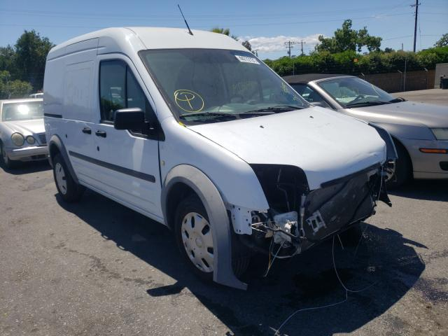 Salvage cars for sale from Copart San Martin, CA: 2013 Ford Transit CO