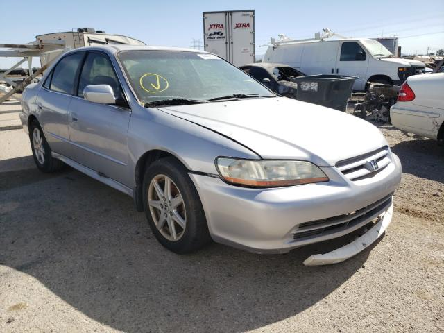 Salvage cars for sale from Copart Tucson, AZ: 2001 Honda Accord EX