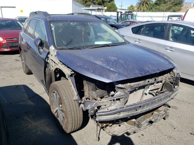 Salvage cars for sale from Copart Vallejo, CA: 2018 Subaru Outback 2