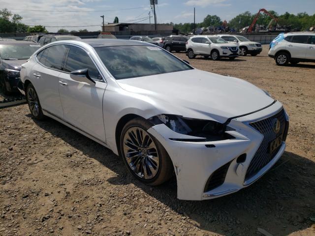 Lexus Vehiculos salvage en venta: 2019 Lexus LS 500