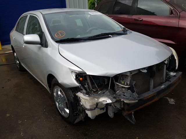 Vehiculos salvage en venta de Copart Glassboro, NJ: 2009 Toyota Corolla BA