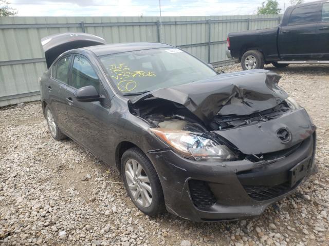 Vehiculos salvage en venta de Copart Kansas City, KS: 2012 Mazda 3 I